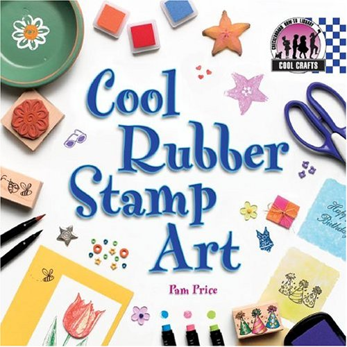 9781591977438: Cool Rubber Stamp Art (Cool Crafts)
