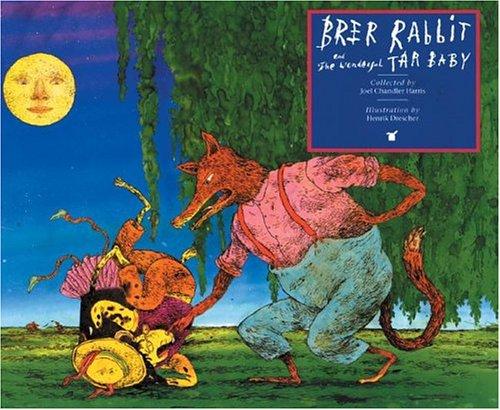 Brer Rabbit and the Tar Baby (Rabbit: Metaxas, Eric, Harris,