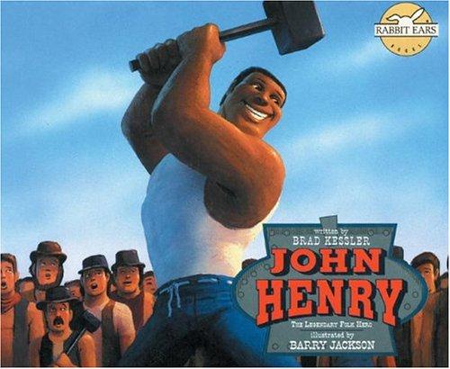 9781591977643: John Henry (Rabbit Ears: A Classic Tale (Spotlight))