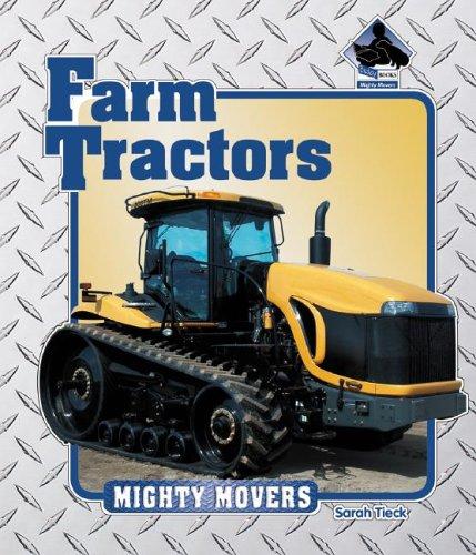 Farm Tractors (Buddy Book): Tieck, Sarah