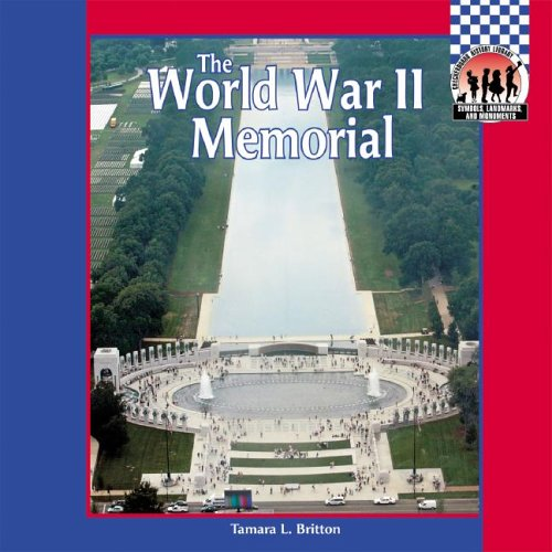 9781591978374: World War II Memorial (Checkerboard Symbols, Landmarks and Monuments)