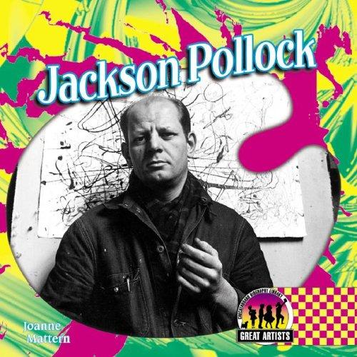 Jackson Pollock (Checkerboard Biography Library): Mattern, Joanne
