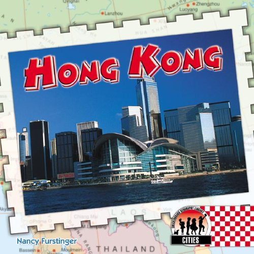 9781591978596: Hong Kong (Cities (Checkerboard))
