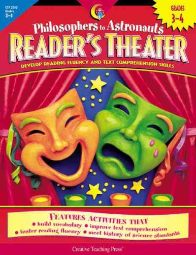9781591980384: Reader's Theater: Philosophers to Astronauts, Gr. 3-4