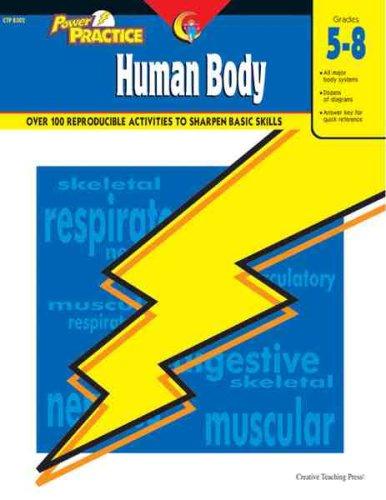 Power Practice: Human Body, Gr. 5-8