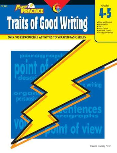 9781591980827: Power Practice-Traits of Good Writing, Gr. 4-5