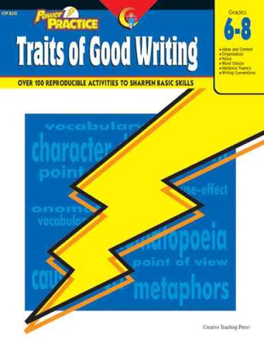 9781591980834: Power Practice: Traits of Good Writing, Gr. 6-8