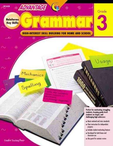 Advantage: Grammar, Gr. 3: Creative Teaching Press
