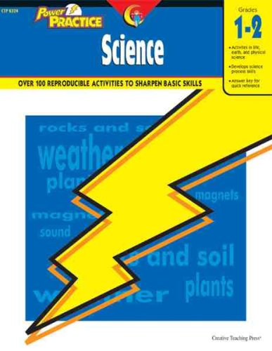 Power Practice: Science, Gr. 1-2: Creative Teaching Press