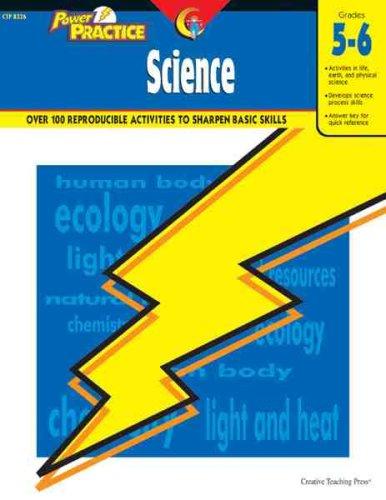 Power Practice: Science, Gr. 5-6: Creative Teaching Press