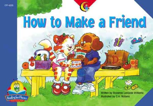 9781591981558: How to Make a Friend (Reading For Fluency)