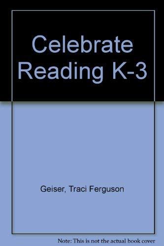 9781591981794: Celebrate Reading: Teaching Reading Skills Using Multicultural Celebrations, K-3