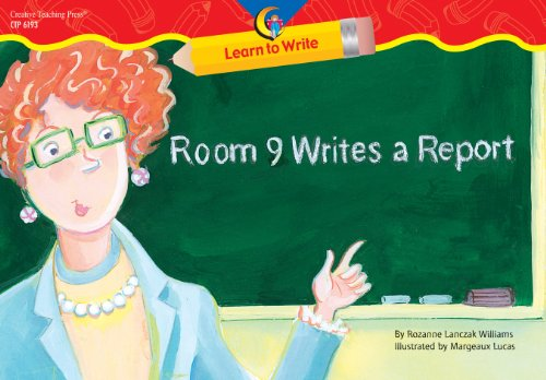 9781591982975: Room 9 Writes a Report Learn to Write Reader