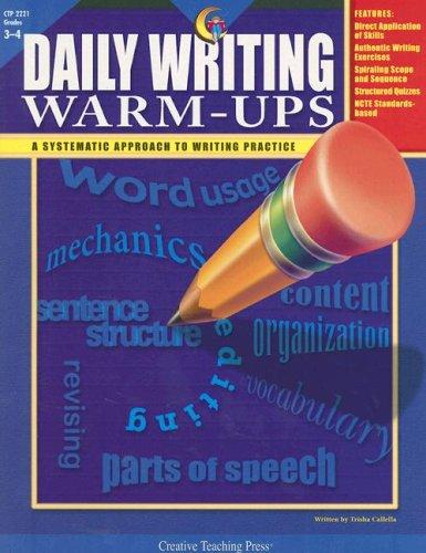 9781591983064: Daily Writing Warm-Ups Gr. 3-4