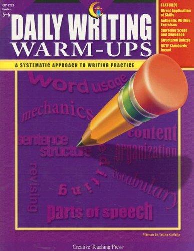 9781591983071: Daily Writing Warm-ups: Grades 5-6