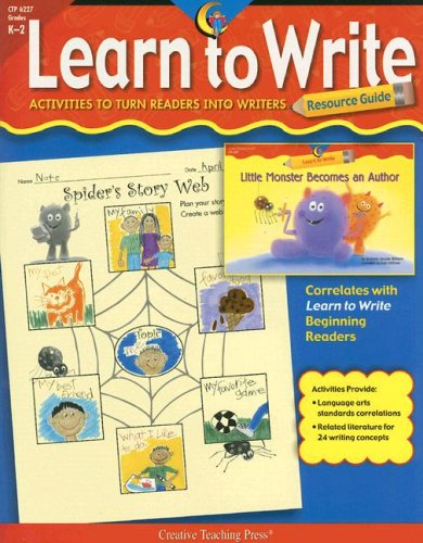 9781591983149: Learn to Write Resource Guide