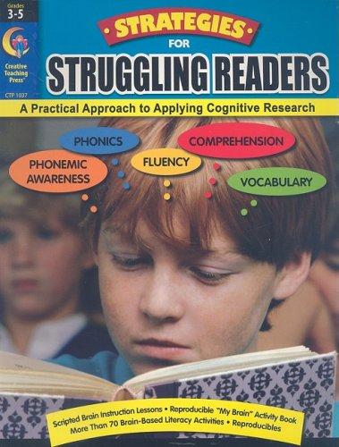 Strategies for Struggling Readers: Jo Fitzpatrick