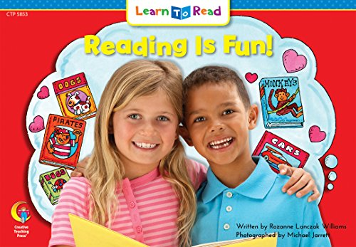 Reading is Fun! Learn to Read Readers (5853): Rozanne Williams