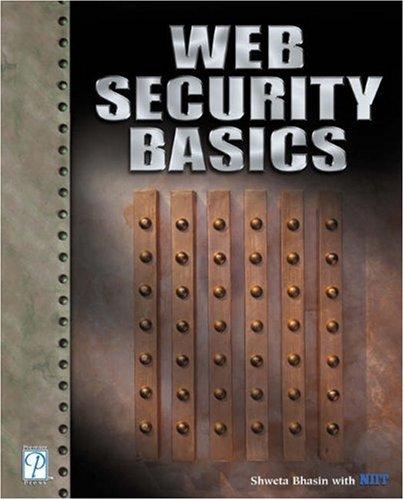 Web Security Basics (Networking): Shweta Bhasin