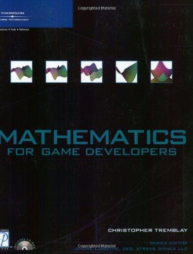 9781592000388: Mathematics for Game Developers (Game Development)
