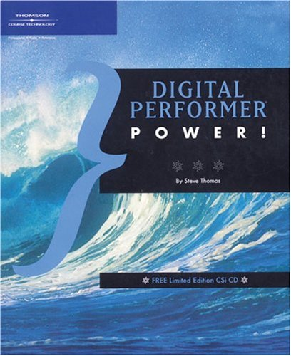 9781592000661: Digital Performer Power!