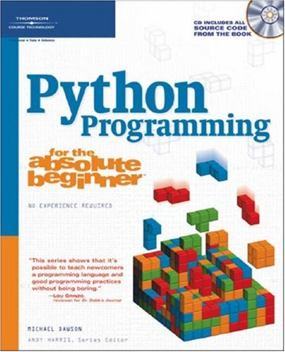 9781592000739: Python Programming for the Absolute Beginner