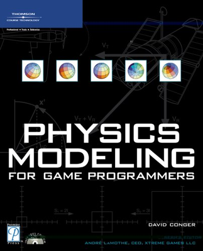 9781592000937: Physics Modeling for Game Programmers