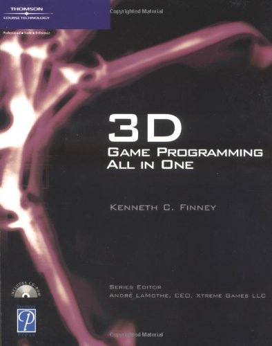 9781592001361: 3D Game Programming All in One (Course Technology PTR Game Development Series)