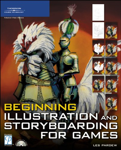 9781592004959: Beginning Illustration and Storyboarding for Games (Premier Press Game Development)