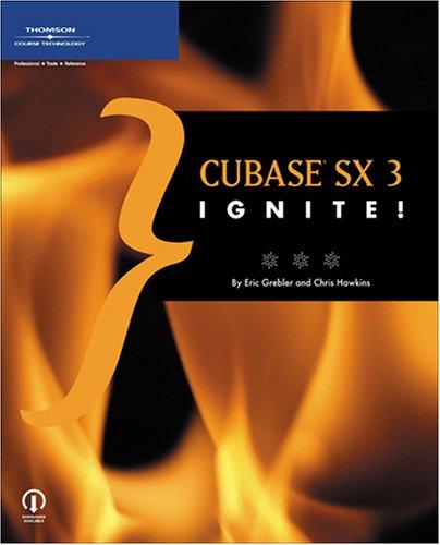 9781592005383: Cubase SX3 Ignite