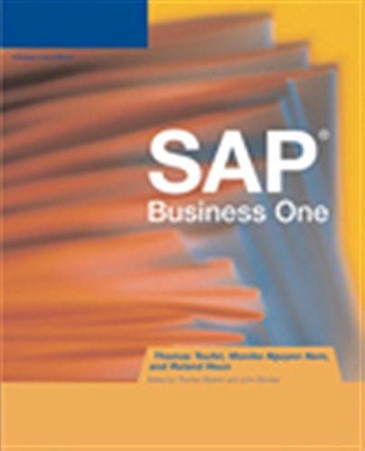 9781592005918: SAP Business One: Simple But Powerful
