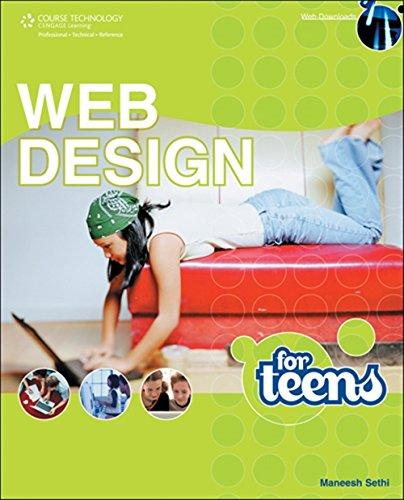 Web Design for Teens: Maneesh Sethi