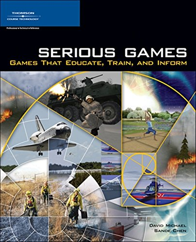 Serious Games: Games That Educate, Train, and Inform 9781592006229 Learn how to take the skills and knowledge you use to make games for entertainment to make serious games: games for education, training,