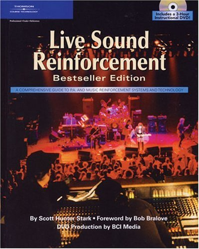 9781592006915: Live Sound Reinforcement (Cengage Educational)