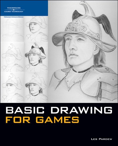 9781592009510: Basic Drawing for Games