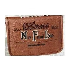 9781592022502: NFL (New Found Life) Bible Cover, X-Large
