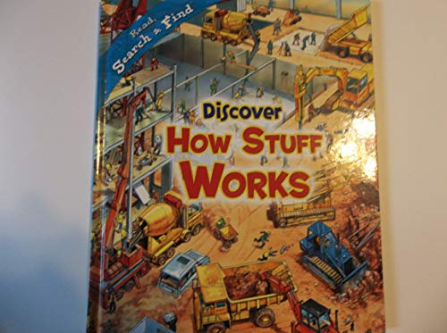9781592030989: Discover How Stuff Works (Reading Challenge, 4)