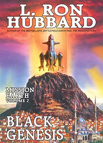 Black Genesis: Mission Earth Volume 2: L. Ron Hubbard