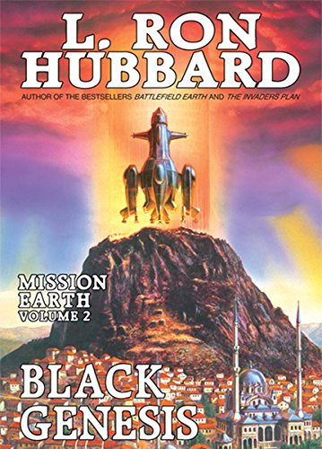 9781592120239: Black Genesis: Mission Earth Volume 2