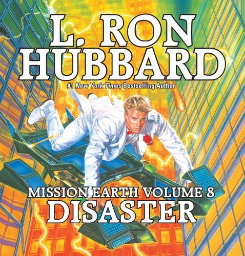 9781592121991: Disaster: Mission Earth Volume 8