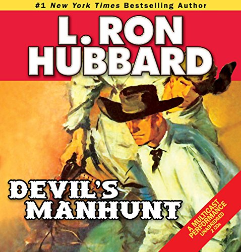 Devil's Manhunt (Western Short Stories Collection): L. Ron Hubbard