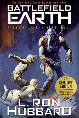9781592129577: Battlefield Earth: Post-Apocalyptic Sci-Fi and New York Times Bestseller