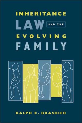 9781592132218: Inheritance Law and the Evolving Family (Gender, Family, and the Law)