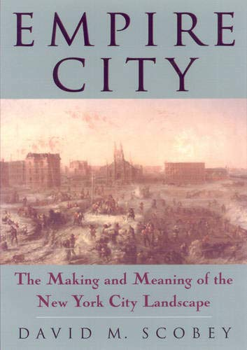 9781592132355: Empire City: The Making And Meaning Of (Critical Perspectives On The P)