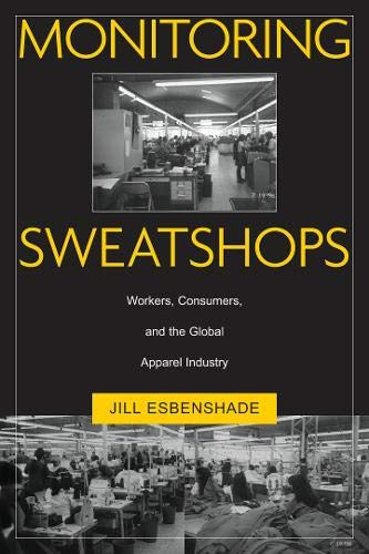 from sweatshops to leadership in employment Nike: managing ethical missteps— sweatshops to leadership in  was made in honduran sweatshops that used child labor  better pay and employment rights.
