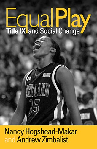 Equal Play : Title IX and Social
