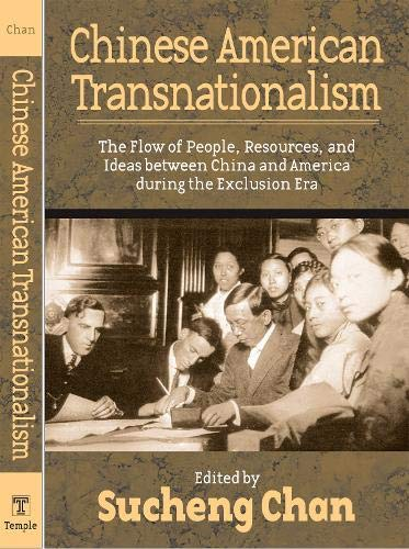 9781592134359: Chinese American Transnationalism: The Flow of People, Resources (Asian American History & Cultu)