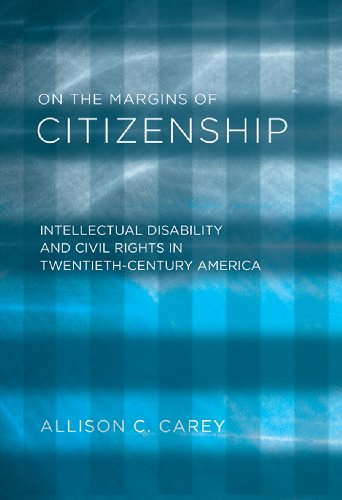 9781592136988: On the Margins of Citizenship: Intellectual Disability and Civil Rights in Twentieth-Century America