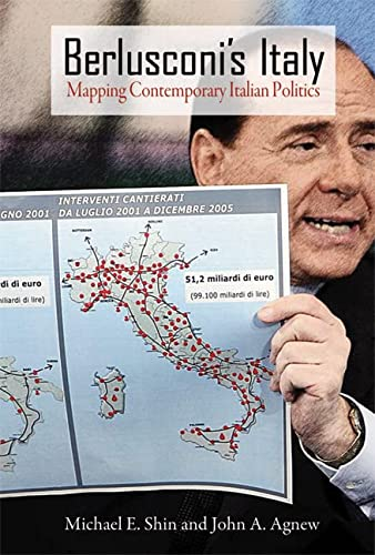 9781592137169: Berlusconi's Italy: Mapping Contemporary Italian Politics