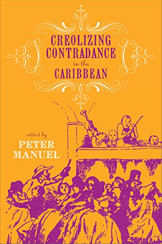 9781592137343: Creolizing Contradance in the Caribbean (Studies In Latin America & Car)